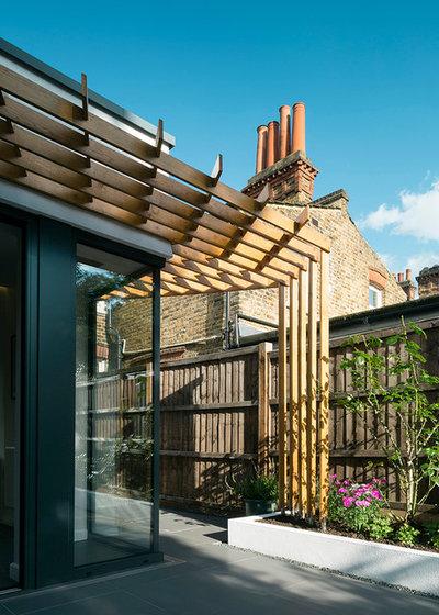 Modern Exterior by Gruff
