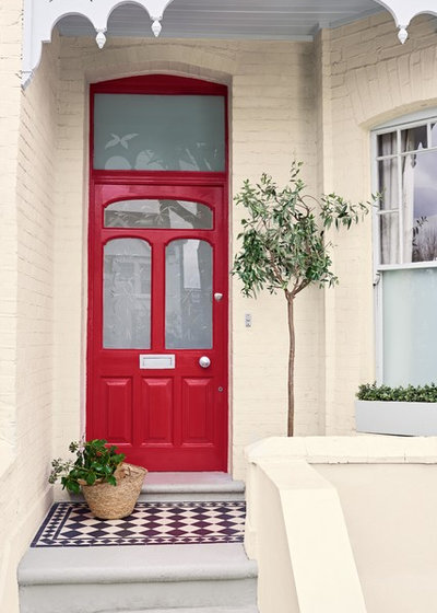 Contemporary Exterior by Dulux