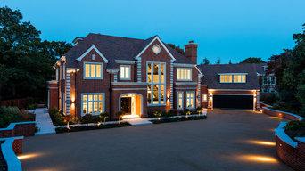 WhatHouse? Gold Award Best Luxury House UK 2015 www.laurel-grove.co.uk