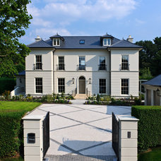 Traditional Exterior by Alexander James Interiors
