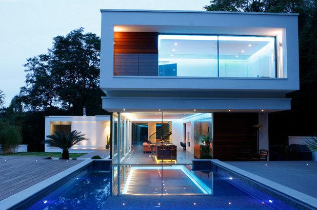 Contemporaneo Facciata by IQ Glass UK