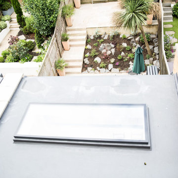 Wimbledon, SW19: Ground floor renovation and rear extension