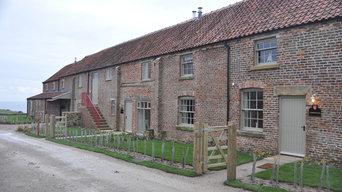 Windows for Farm House Restoration