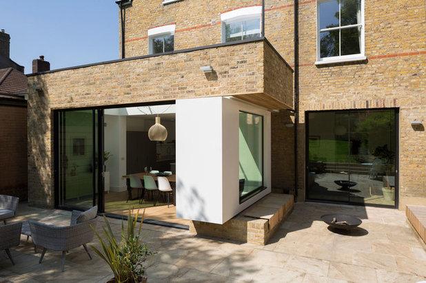 Contemporary Exterior by Campbell Cadey