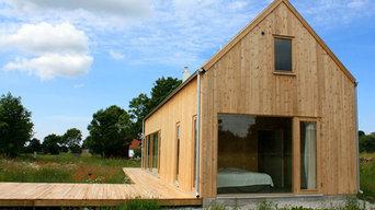 Fritidshus i Gotlandsfuru/ AIX Arkitekter