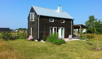 Gutenviks, Katthammarsvik, litet fritidshus på Gotland