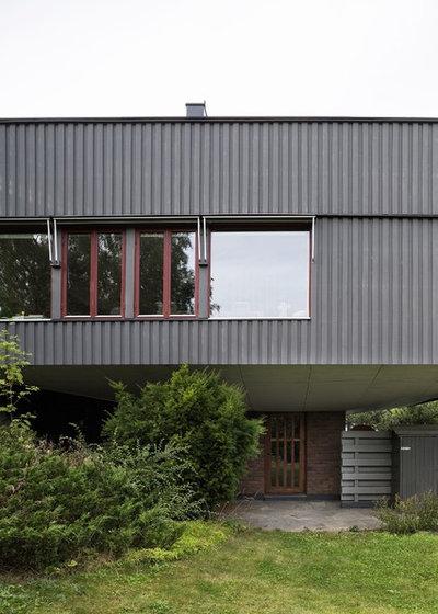 Houzz tour: redaktøren græd af glæde, da hun fandt sit uperfekte hus