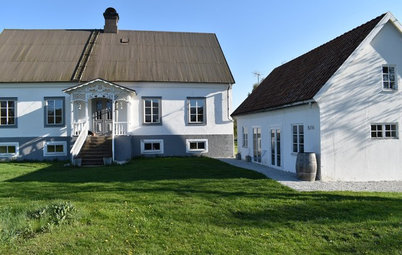 Houzz Tour: A Limestone House in Sweden for Life and Work