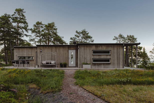 Skandinavisk Hus & facade by Nadja Endler | Photography