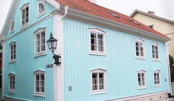 Restaurering Ullavigården