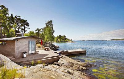Hallo Sehnsucht! 11 traumhafte Sommerhäuser in Skandinavien