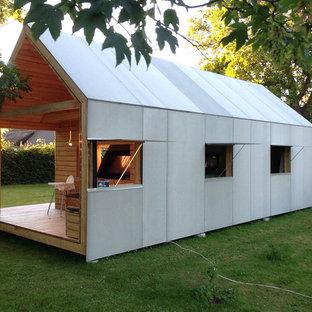 #46_2014 Guest House/Carport Magleby/Denmark