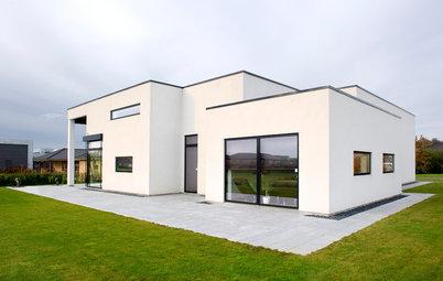 Fantastiske facader: 23 smukke hvide huse fra hele Danmark