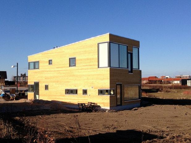 Moderne Hus & facade by Bille Arc ApS