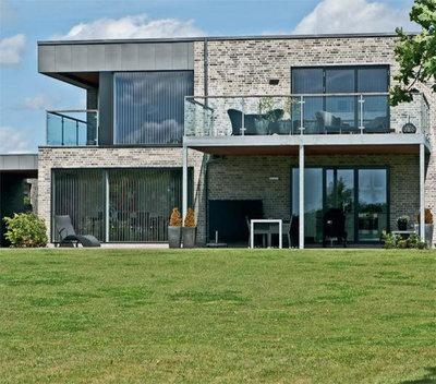 Moderne Hus & facade by AKO Byg ApS