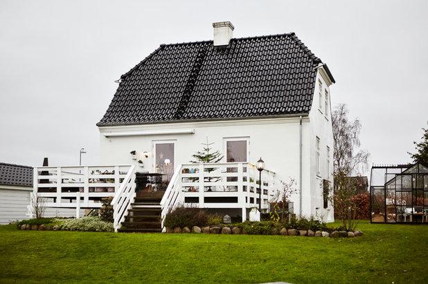 Skandinavisk Hus & facade by Mia Mortensen Photography