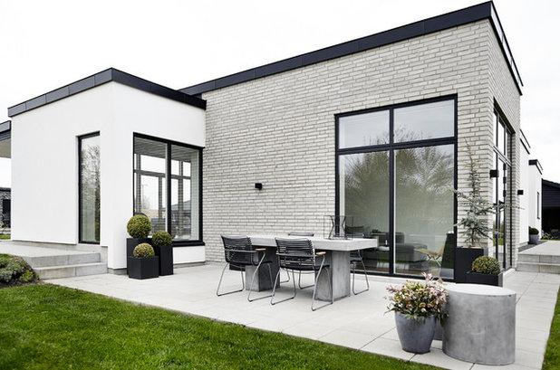 Moderne Hus & facade by Mia Mortensen Photography