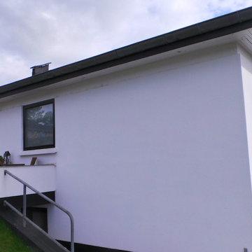Hus i Aalborg forandret fra typisk kedelig 70'er villa, til moderne vill