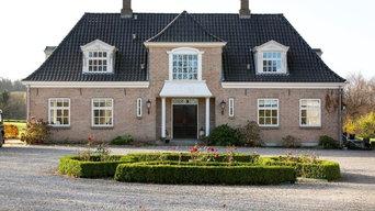 Landejendom i hollandsk stil