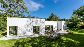 Liebhaver villa i Hillerød