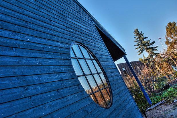 Eklektisk Hus & facade by Fotograf Camilla Ropers