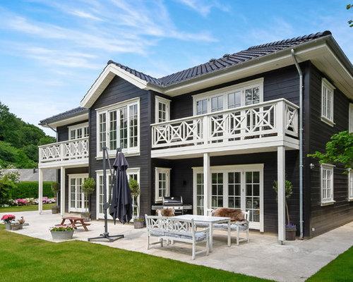 Idee facciate casa - Facciata di una casa ...