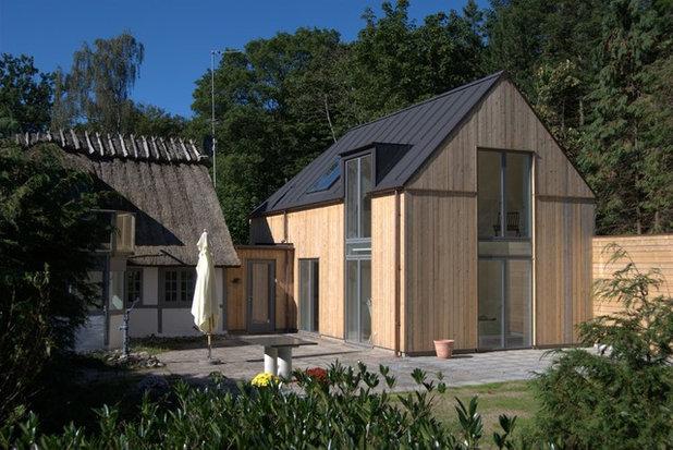 Skandinavisk Hus & facade Nybyggeri-helårs 2