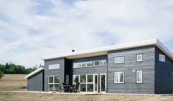 Nyt sommerhus i Allinge.