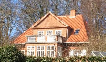 Nyt tag på ældre villa
