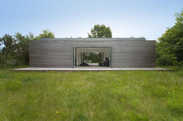 Skandinavisk Hus & facade by SITE ARKITEKTER