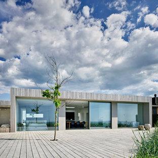 Sommerhus ved kysten