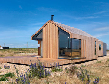 Svarre window system - By guy Hollaway architects