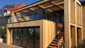 Til- og ombygning af bungalow