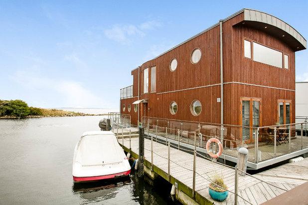 Maritimt Hus & facade by Notar