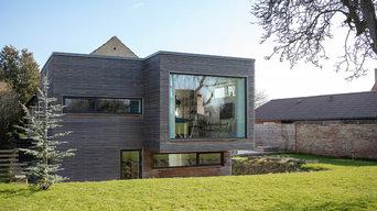 Tilbygning til enfamiliehus