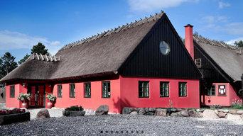 Tinggården - Tilbygning til restaurant