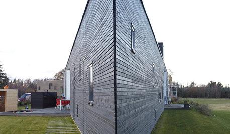 Fantastiske facader: 21 strømlinede træhuse fra hele Danmark