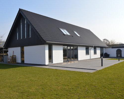 Billeder og inspiration til skandinavisk hus & facade