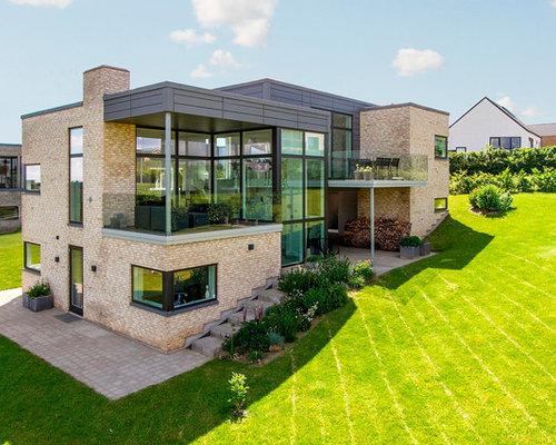 Billeder og inspiration til moderne hus & facade
