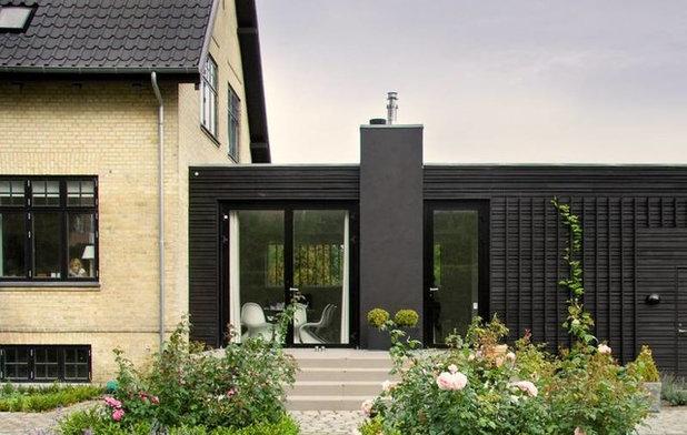 Klassisk Hus & facade by Superwood