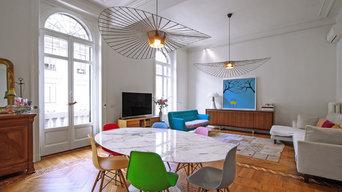 Appartamento Haussmann   230 mq