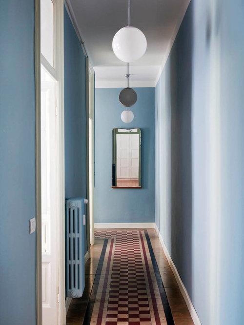 Colori per le pareti di ingresso e corridoio foto e idee for Idee colori pareti ingresso