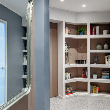 Appartamento SG - Colore e modernariato