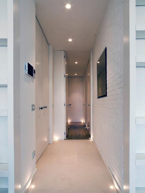 Foto e idee per ingressi e corridoi ingresso o corridoio for Idee arredo ingresso moderno