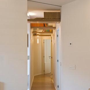 Bianche geometrie | 70 mq attico