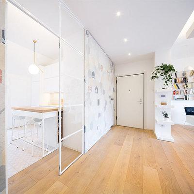 Moderno Ingresso by 23bassi | Studio di architettura