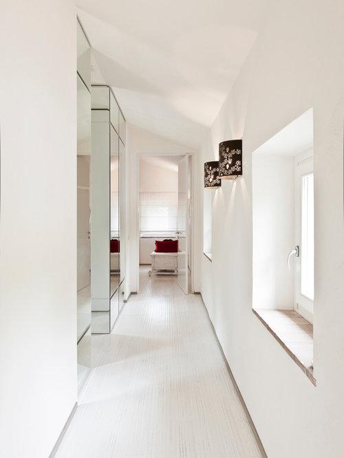 Foto e idee per ingressi e corridoi ingresso o corridoio for Entrate case moderne