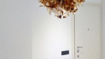 Casa M. Il bianco e il nero, Milano - Marghera | 170MQ