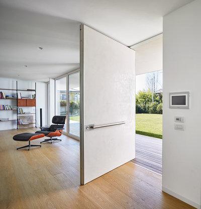 Moderno Ingresso by Ideal Work