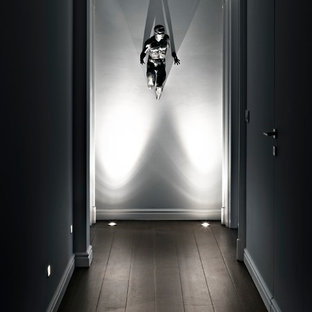 Inspiration for a contemporary hallway remodel in Milan